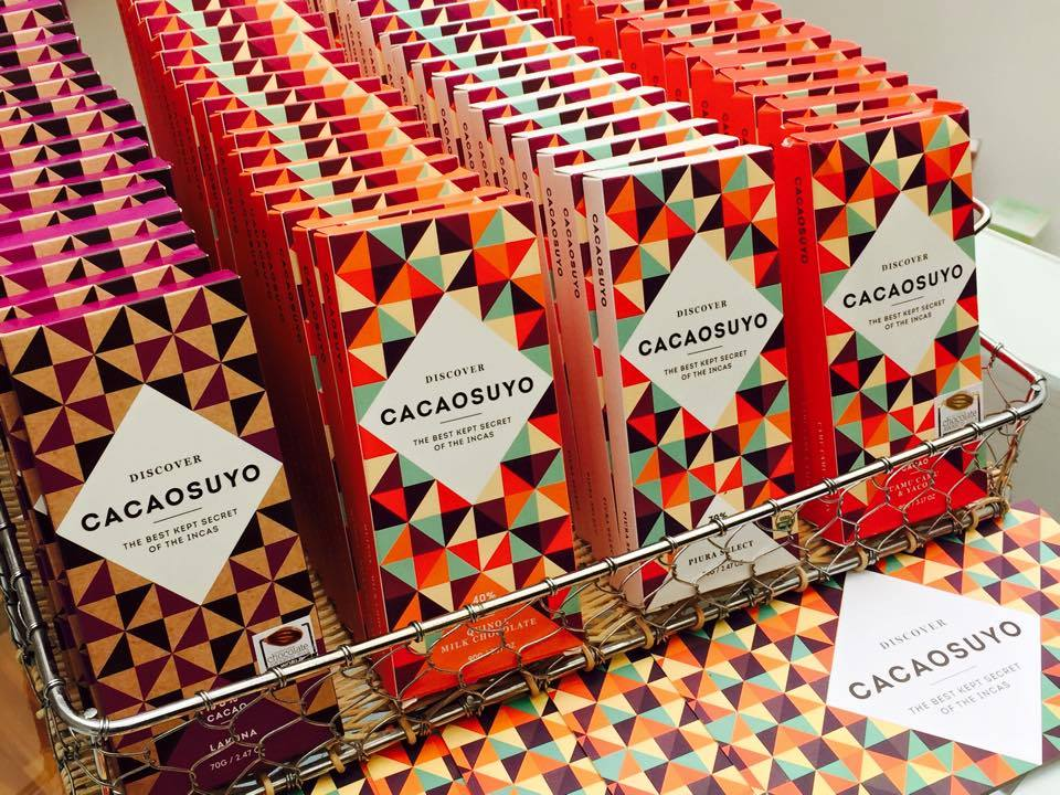 Cacaosuyo-bars
